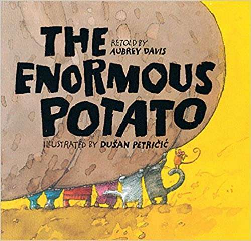 The Enormous Potato book cover