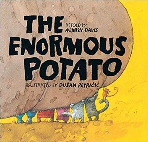 The Enormous Potato book cover